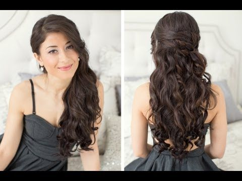 16 best luxy hair images on pinterest hairstyle fashion and make up this is the perfect hairstyle for valentines day it is very romantic and feminine for this tutorial ive used luxy hair extensions mocha brown h pmusecretfo Choice Image
