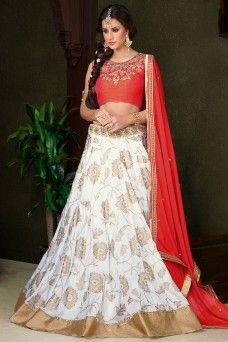 http://www.gebastore.com/lehengas/collections/swagat-rang-rasiya-7/indian-women-fashion-white-and-red-embroidered-silk-fabric-party-wear-lehenga-choli-swagat-rang-rasiya-9503.html  #silklehengacholi #printedlehengacholi #embroideredlehengacholi #lehengasaree #sarees #sari #lehengas #choli #ghaghracholi #cholisuits #womenfashion #traditionalcholi #partywearcholi #weddinglehenga #chaniacholi #ghaghracholi #fashion #latestdesignercholi #fancy #modellehenga #indianfashion #womenfashion…