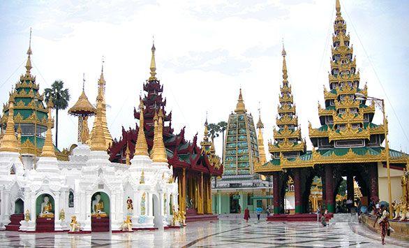 Fantastiske rundrejser i hele verden med Bravo Tours. Køb rejsen på www.bravotours.dk #BravoTours #SåSigerManBravo #FeriePåDansk #Burma #Myanmar #Culture #View #Attraction