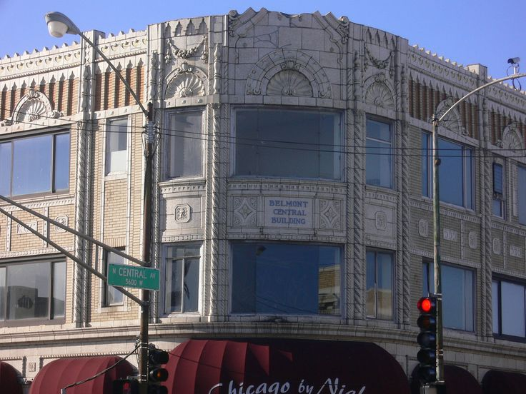 109 Best Art Deco Architecture Chicago Images On