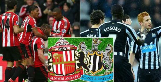 Prediksi Sunderland vs Newcastle United, Prediksi Sunderland vs Newcastle United 25 Oktober 2015, Prediksi Skor Sunderland vs Newcastle United, Prediksi Bola Sunderland vs Newcastle United, Bursa Taruhan Pasaran Bola Sunderland vs Newcastle United, Jadwal Bola Sunderland vs Newcastle United
