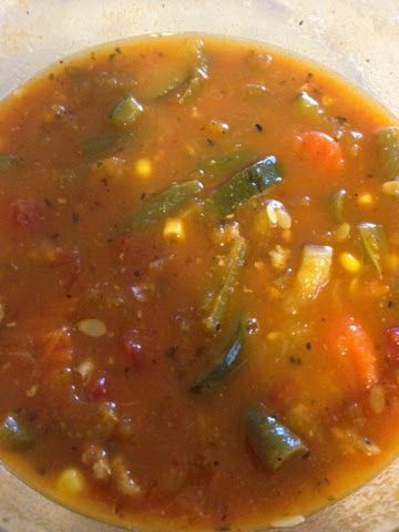 Low Carb Turkey Vegetable Soup Stove We And Chili