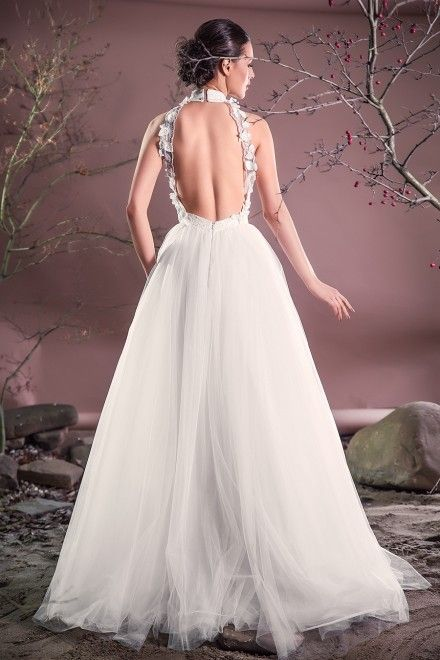 CRISTALLINI  SKA561 - Princess dress always tell a love story woven with emotion, excitement, elegance and joy.