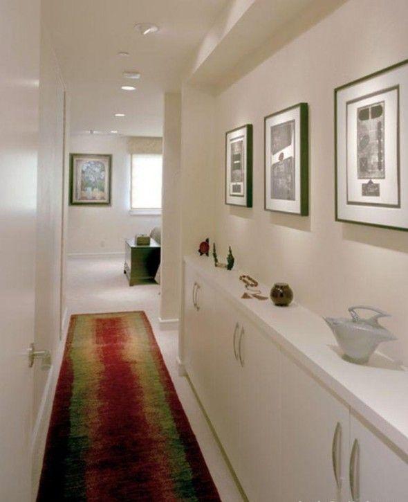 Small Narrow Hallway Ideas: Best 25+ Narrow Hallway Decorating Ideas On Pinterest