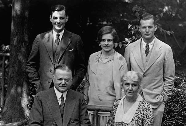 Herbert Hoover & Family Google Image Result for President from 1929-1833