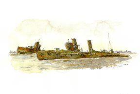 Destructores alemanes
