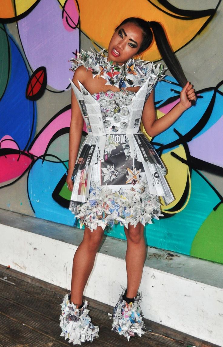 The best coiffe papier images on pinterest fashion design