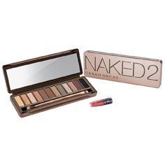 Naked 2 palette.  I like this better than the original.