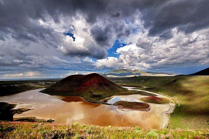 Meke Lake by yilmaz uslu on 500px