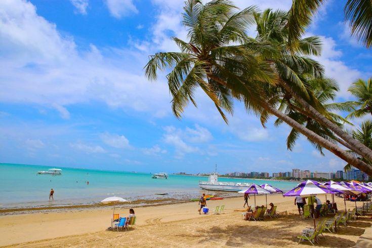 Praia mais bonita de Maceió pontos turísticos o que fazer ferias