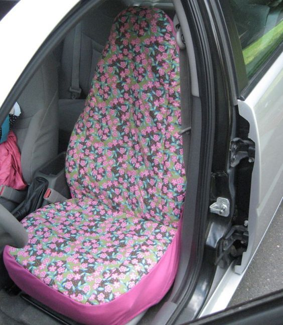 How to Sew Car Seat Covers - sew-whats-new.com