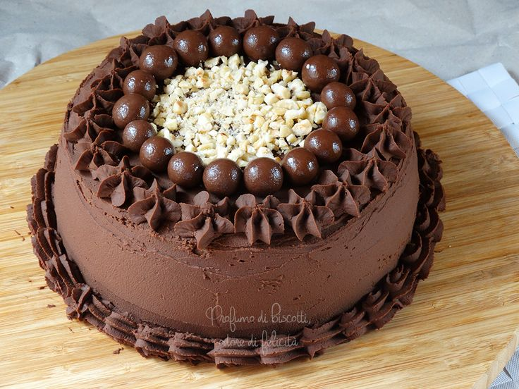 Torta farcita al cioccolato di Rory Gilmore #SerialFood