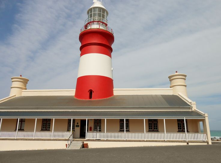 The Agulhas Lighthouse in all its glory