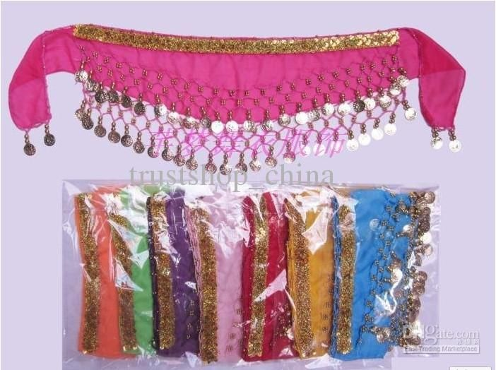Wholesale Kids Belly Dance Coin Belt Hip Scarf Skirt Wrap Bollywood Dancing Costume, Free shipping, $3.0-3.89/Piece | DHgate