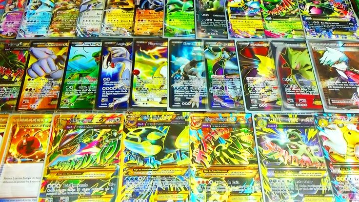 Toutes Les Cartes Pokémon ULTRA-RARE XY7 Origines Antiques ! MEGA ...
