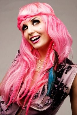 Pink hair: Back To Schools, Pink Hair, Fashion Forward, Schools Hairstyles, Girls Hairstyles, Hair Style, Cotton Candies, Pastel Hair, Audrey Kitching