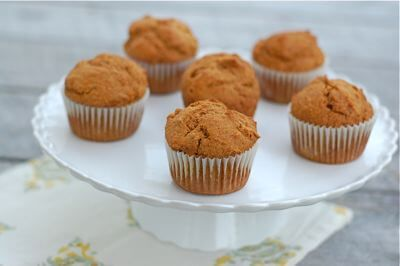 I hope to make a batch of these soon to help solve our snack issue I mentioned earlier! The thing is you can make these muffins with whole-wheat flour, but I LOVE them with whole spelt flour so I need to go buy some first.