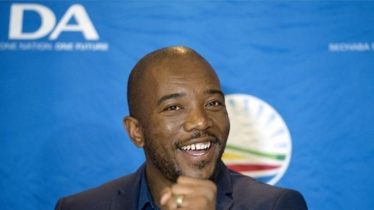 South Africa's opposition Democratic Alliance beats the African National Congress in local polls in Pretoria, in the ANC's worst election setback since 1994.