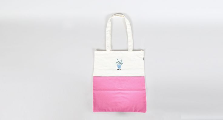 Lazy Oaf Shut up Tote Bag