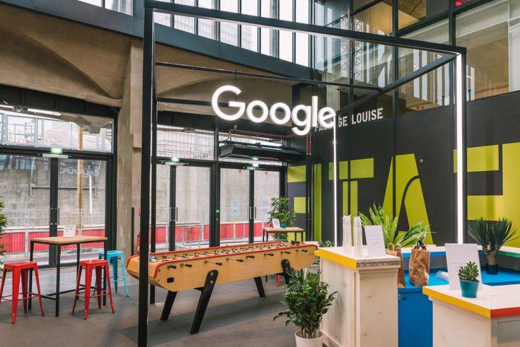 Comment Google compte prendre ses quartiers à Station F pour former des #startup  http://curation-actu.blogspot.com/2018/02/comment-google-compte-prendre-ses.html