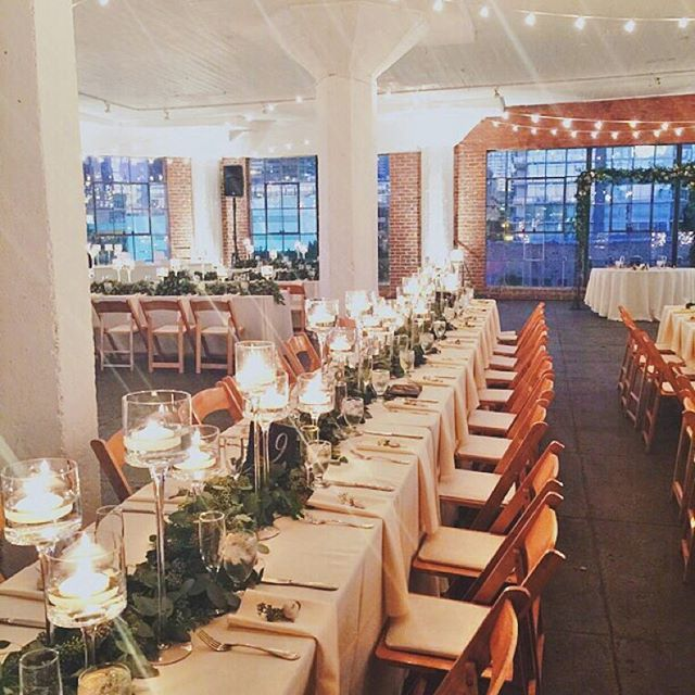Wedding Venues In Los Angeles: Hudson Loft, Los Angeles