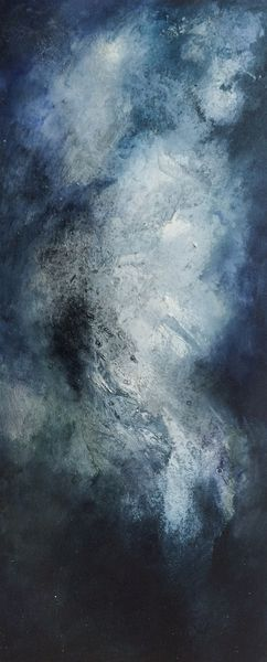 Atmoshere1 - Oil on canvas