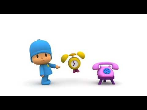 Pocoyo English - Who's on the Phone?    Watch it here:  http://www.pocoyo.com/en/video/1755043121001