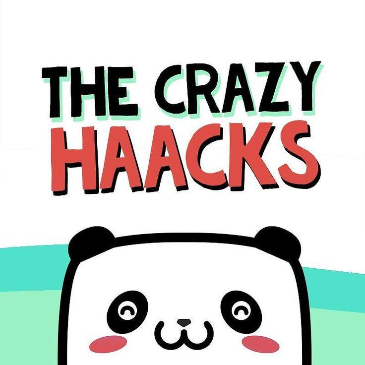 Habeis visto que hemos cambiado el logo de #THECRAZYHAACKS? Os gusta? Nuevos pandas nuevo logo nueva letra nuevo banner y nueva intro. Nos renovamos!! QUÉ OS PARECE?  Estamos también cambiando la imagen de #hoynohaycole aún estamos trabando en ella.  #love #tweegram #photooftheday #20likes #amazing #smile #follow4follow #like4like #look #instalike #igers #picoftheday #food #instadaily #instafollow #followme #girl #iphoneonly #instagood #bestoftheday #instacool #instago #all_shots #follow…