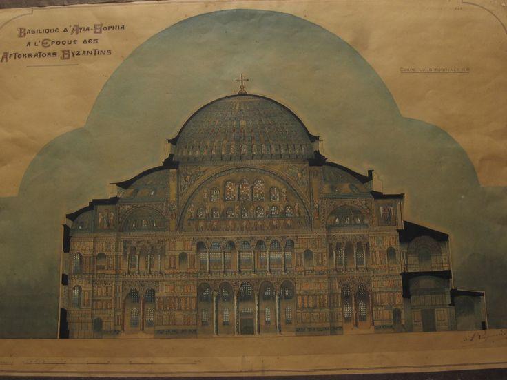 Basilique Sainte Sophie. Par Alexandre RAYMOND