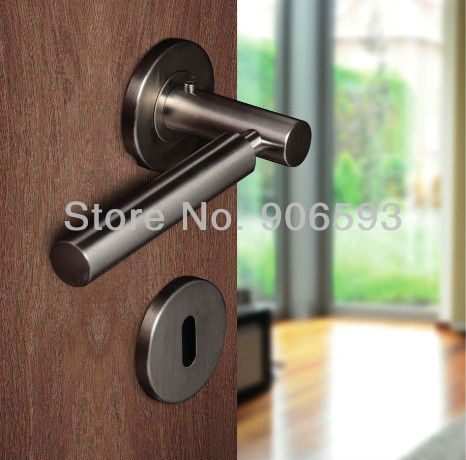 Cheap door store, Buy Quality door stopper for glass door directly from China door draft Suppliers: 6pairs lot free shipping modern stainless steel door handles with escutcheon
