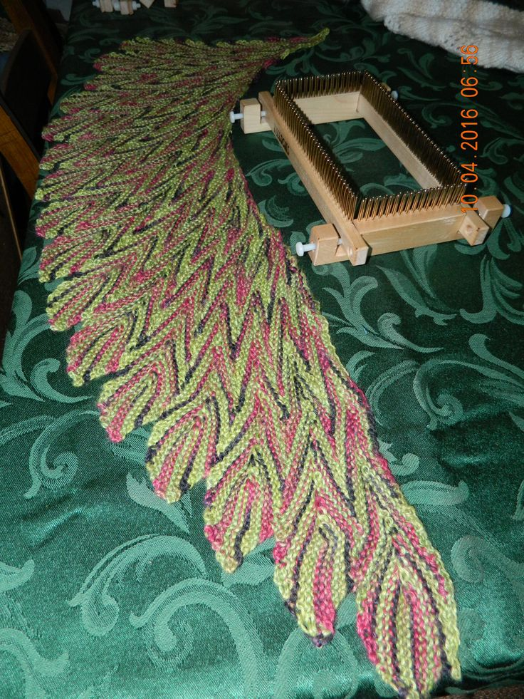 56 best My Loom Knit Projects images on Pinterest | Ravelry ...