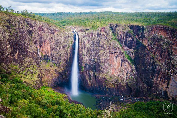 Wallaman Falls, Queensland, Australia.