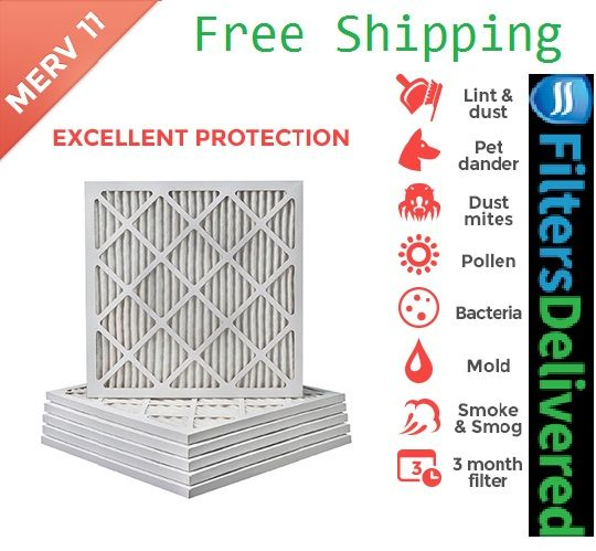 For maximum filtration you can use AC air filter and get discount with a furnace filter from Filtersdelivered store.