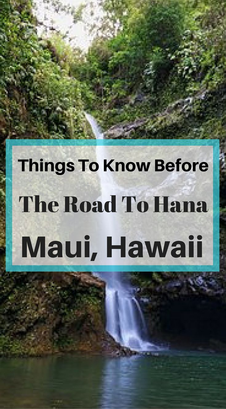 Things to know before The Road To Hana Maui, Hawaii Road Trip. There are numerous sources out there for researching your adventure to Hana and believe me, I am not one of the faint at heart when it comes to spending hours on the internet researching something. After it is all said and done. Click to read more at http://www.divergenttravelers.com/road-to-hana-adventure-of-a-lifetime/
