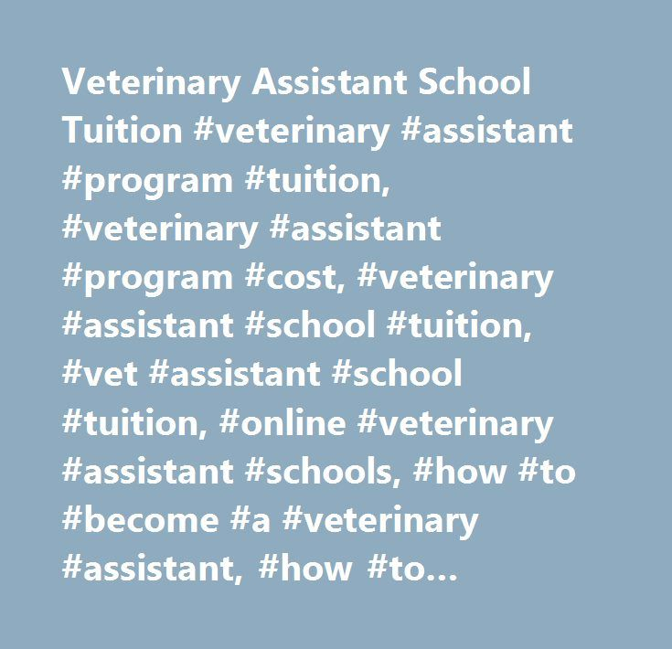 Veterinary Assistant School Tuition #veterinary #assistant #program #tuition, #veterinary #assistant #program #cost, #veterinary #assistant #school #tuition, #vet #assistant #school #tuition, #online #veterinary #assistant #schools, #how #to #become #a #veterinary #assistant, #how #to #become #a #veterinarian #assistant, #how #to #become #a #vet #assistant, #veterinary #assistant #courses, #abc #vet #assistant…