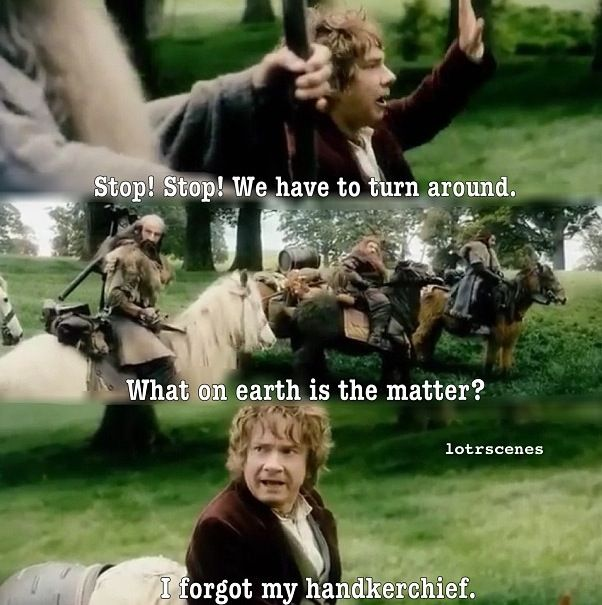Oh bilbo, he has come such a long way... Since the Unexpected journey to Battle of the five armies ❤️