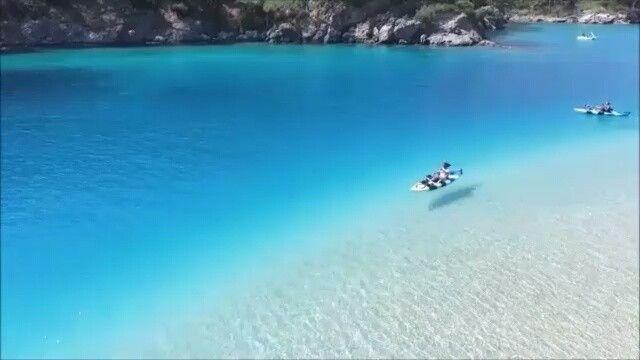 The Blue Lagoon Oludeniz Turkey Video by @buraktuzer