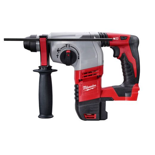 "Milwaukee 2605-20, M18 Cordless Lithium-Ion 7/8"" SDS-Plus Rotary Hammer Drill - Tool Only http://cf-t.com/product/milwaukee-2605-20-m18-cordless-lithium-ion-7-8inch-sds-plus-rotary-hammer-drill-tool-only/"