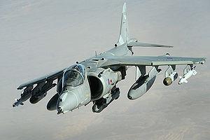 Harrier GR9 ~