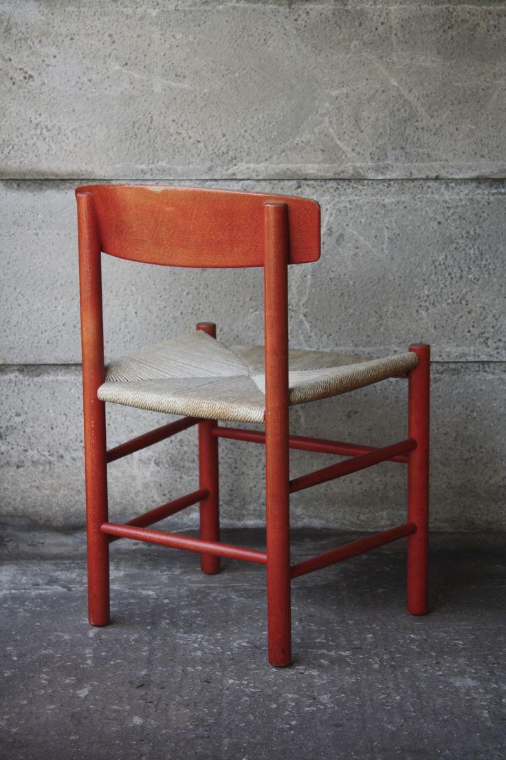 4 x Børge Mogensen, Shaker chair J39 http://abelsloane1934.com/4-x-borge-mogensen-shaker-chair-j39/