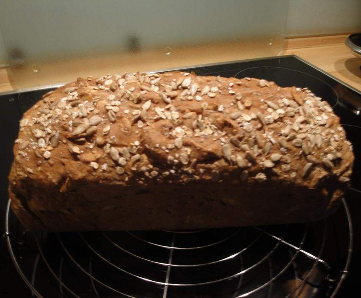 Rezept 5 Minuten Vollkornbrot von arrow67 - Rezept der Kategorie Brot & Brötchen