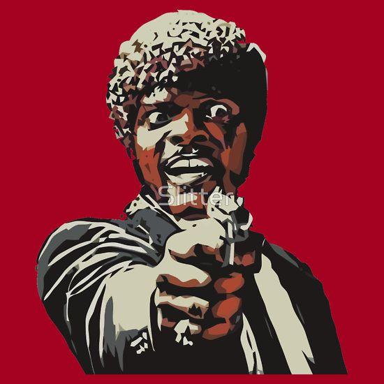 Samuel L. Jackson Pulp Fiction Meme by Slitter