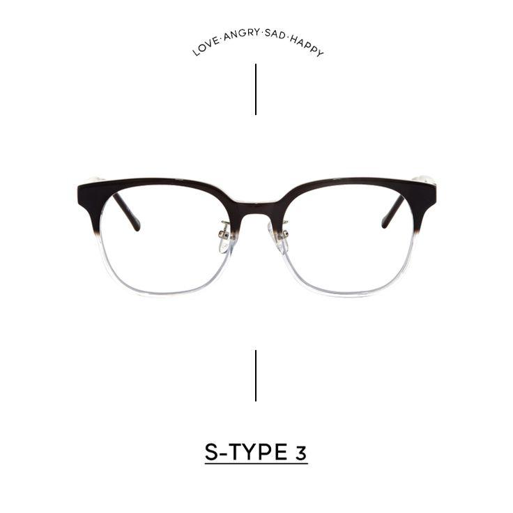 LASH GLASSES S-TYPE3