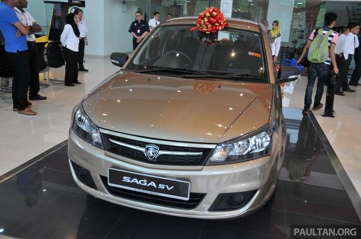 Proton Saga SV 1.3 Mampu Milik | Nampaknya kemunculan kereta mampu milik oleh golongan berpendapatan rendah dan sederhana iaitu PROTON Saga SV menjadi...