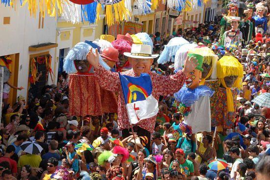 carnaval 2014 olinda