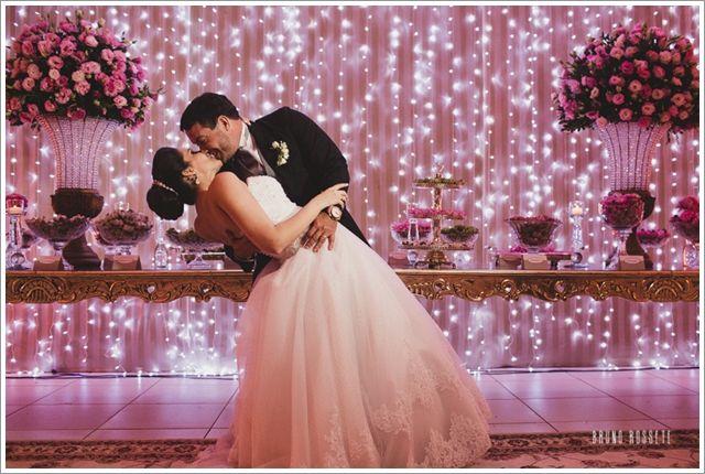casamento em são josé do rio preto decoração suspensa luzes luzinhas blog de noivas25