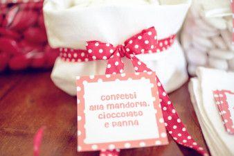 confettata - pois #wedding #confetti