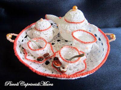 Piccoli Capricci: Tè e Biscottini?? ;-)