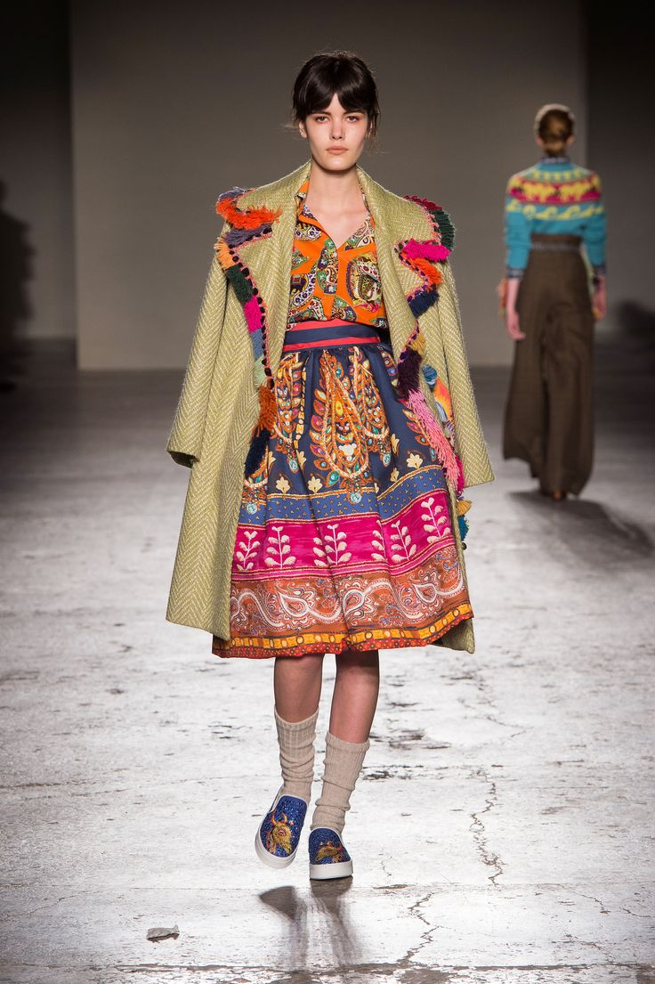 #StellaJean FW 2015-2016 | Look 18 at Milan Fashion Week with ITC Ethical Fashion Initiative and Camera Nazionale della Moda Italiana  #EthicalFashionInitiative #ChangeFashion #Metissage #FW15 #Himalaya
