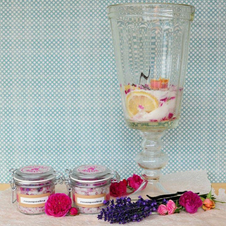 LeMaPi: Rosen aus dem Garten III: Zucker-Rosen-Vanille-Pee...